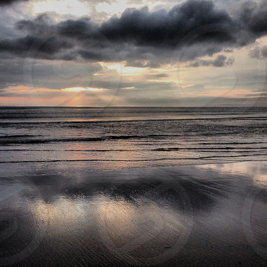 Glass beach  photo
