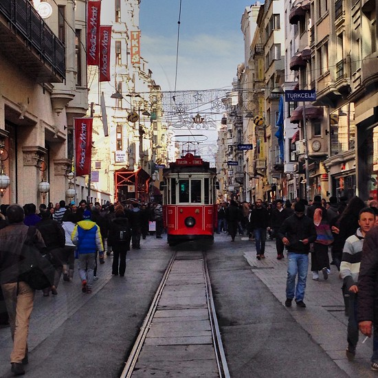 İstiklal st. İstanbul photo