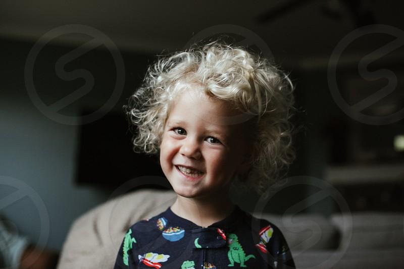 crazy hair photo