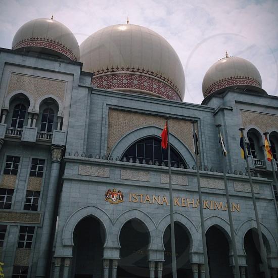 istana kehakiman building photo