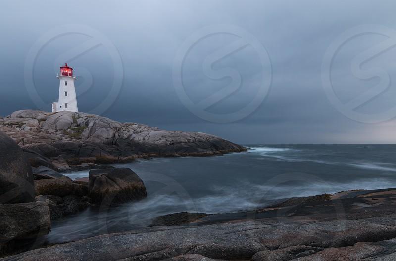 Peggys Cove/Nova Scotia/Canada photo