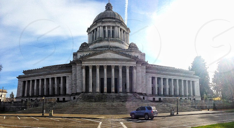 Washington State Capitol Building photo