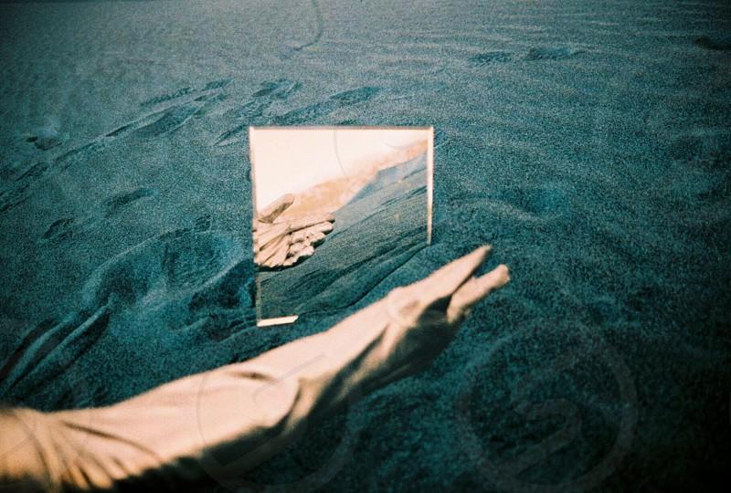 Abstract thinking. photo