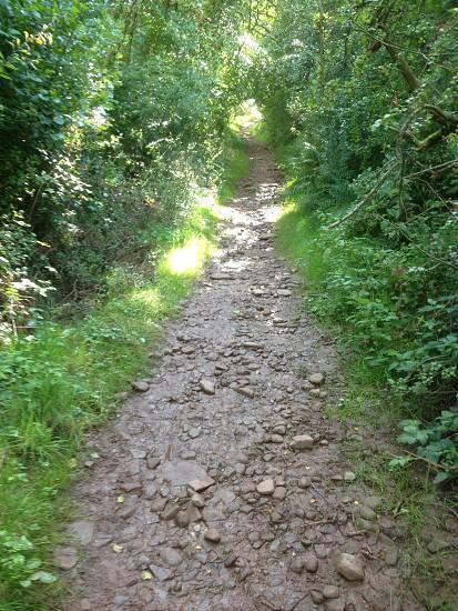 Rocky path... photo