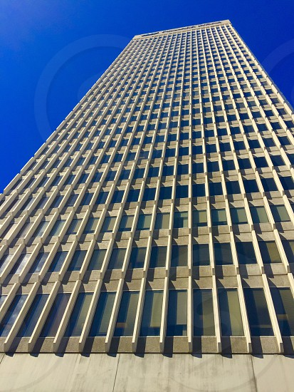low angle high rise building photo