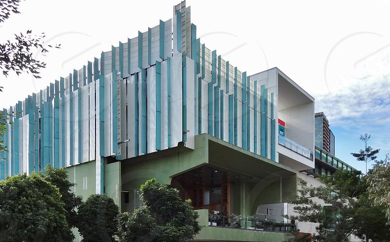 Queensland Gallery of Modern Art - Brisbane Queensland Australia photo