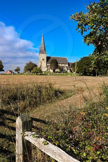 View of Wisborough Green Church photo