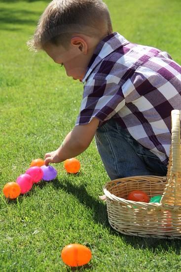 Easter Plaid photo