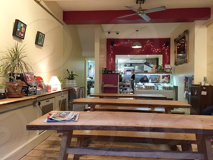 Coffee shop Bristol chill  photo