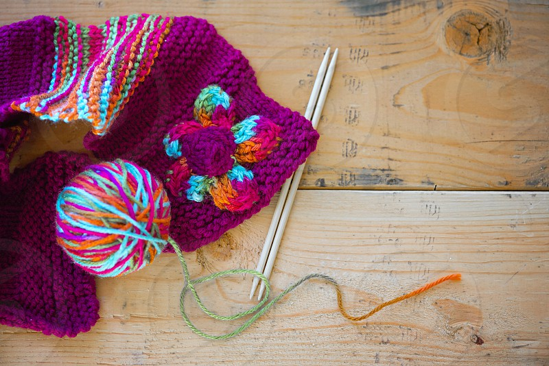 Love to knit (: photo
