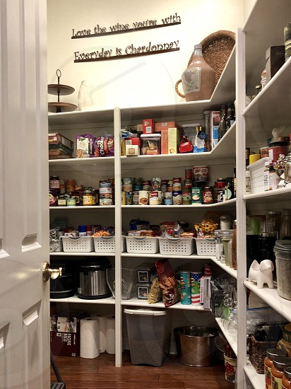 Home Lifestyle - Kitchen Pantry's  photo