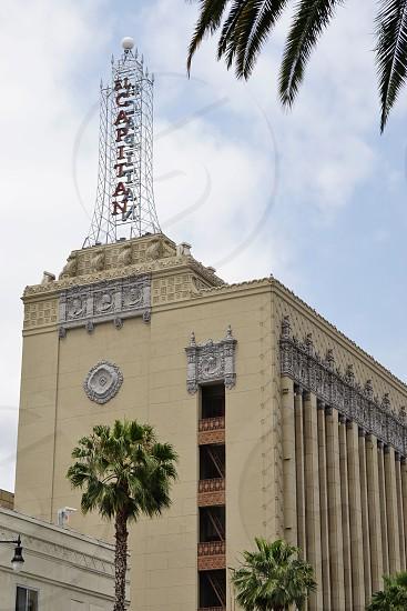 El Capitan Theatre - Los Angeles CA photo