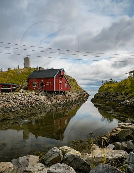 The small fish village photo