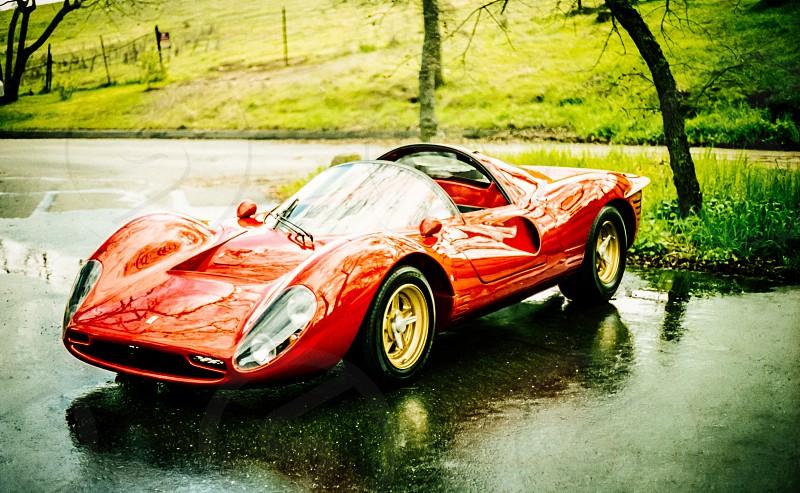 1967 Ferrari photo