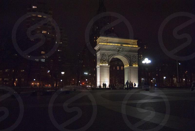 Washington square photo