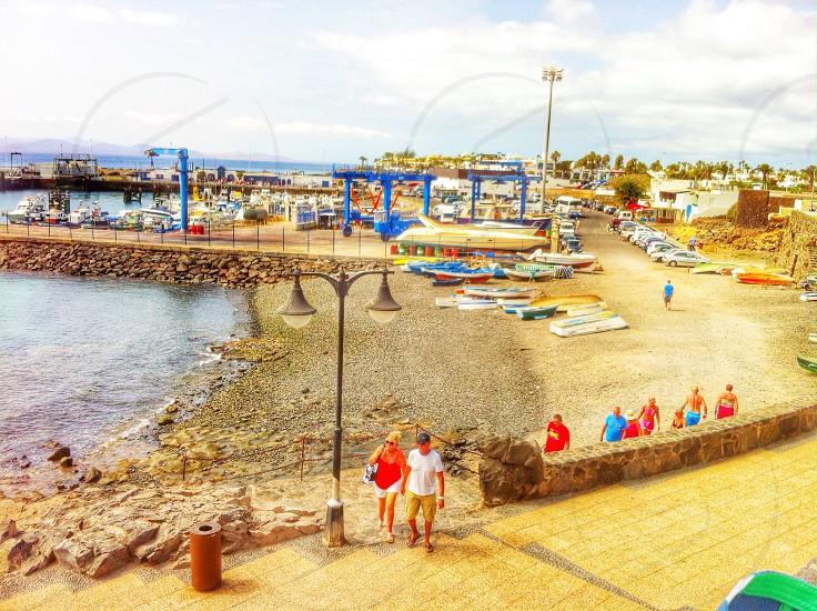 Lanzarote Beach photo