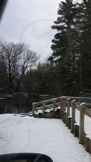 Michigan Snow photo