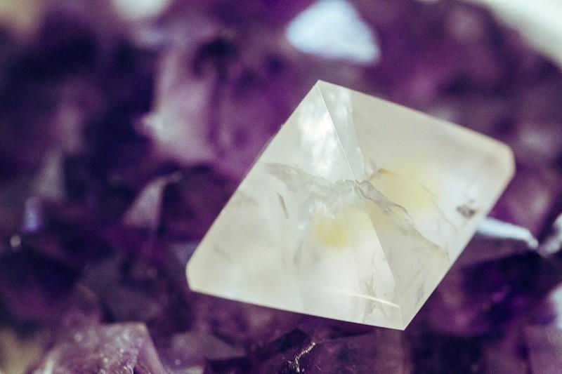 Magic stones used for Reiki Therapies photo