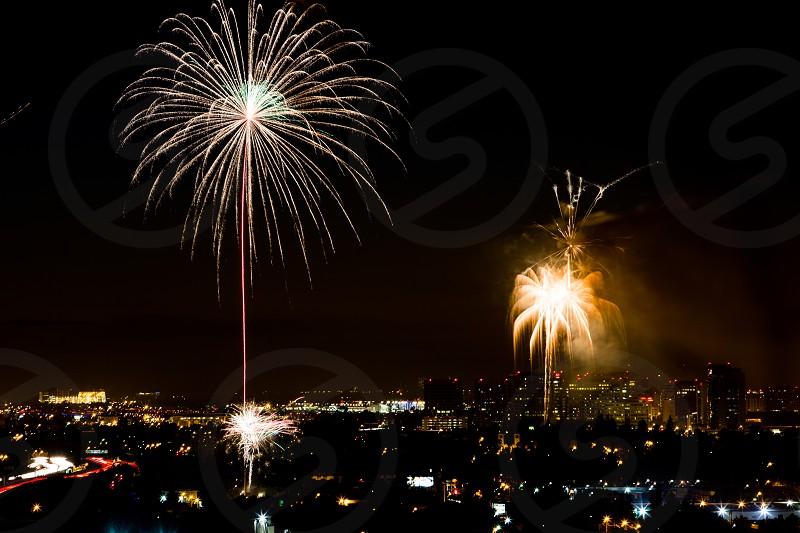 #fireworks #July4th photo