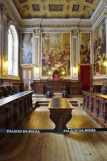 Palácio da Bolsa - Porto Portugal photo
