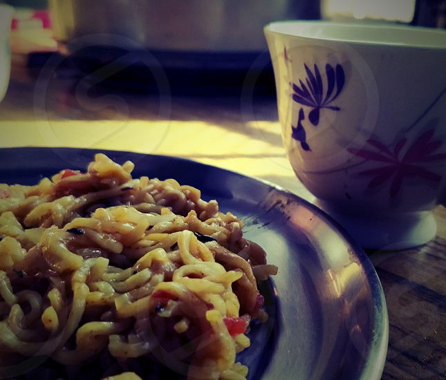 maggi tea photo
