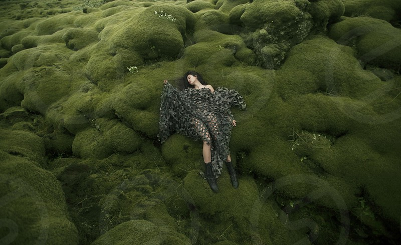 HuffingtonPost chantaladair Iceland photography girl woman  photo
