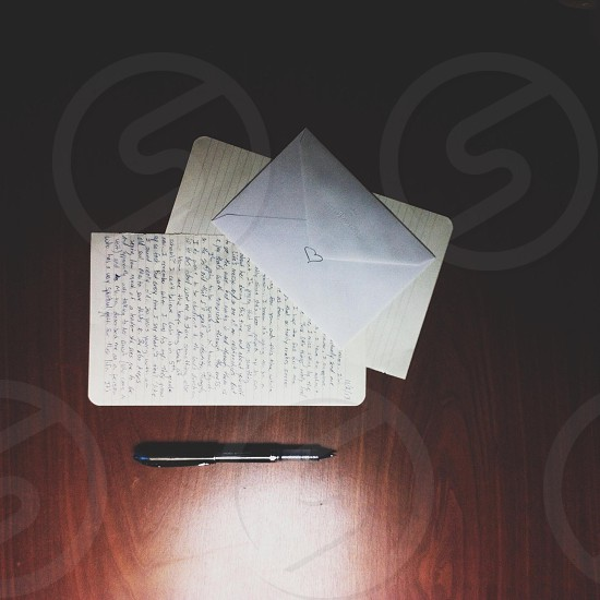 small envelope photo