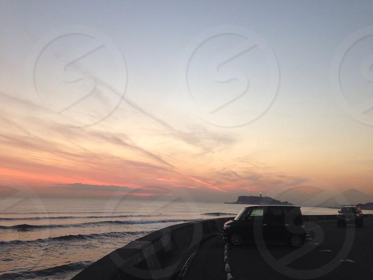 Sunset KAMAKURA photo