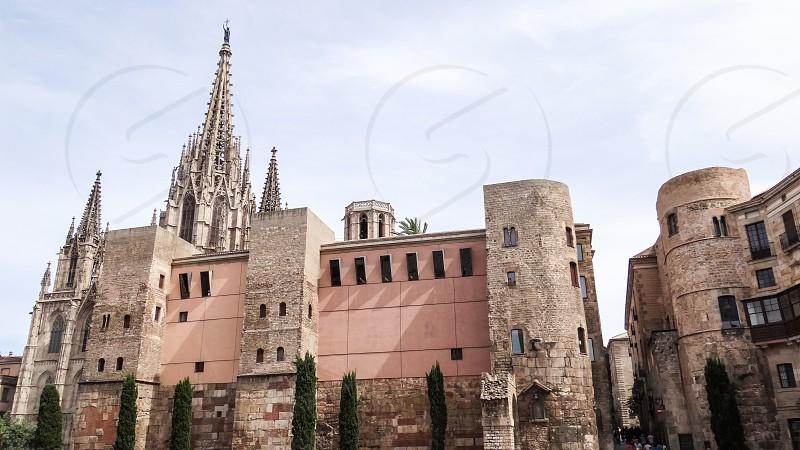 Gothic Quarter Barcelona - Barcelona Spain photo