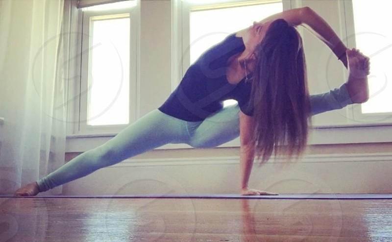 Yoga wellnesshealthfitnessflexibleyogi photo