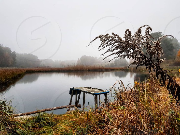 My best lake photo