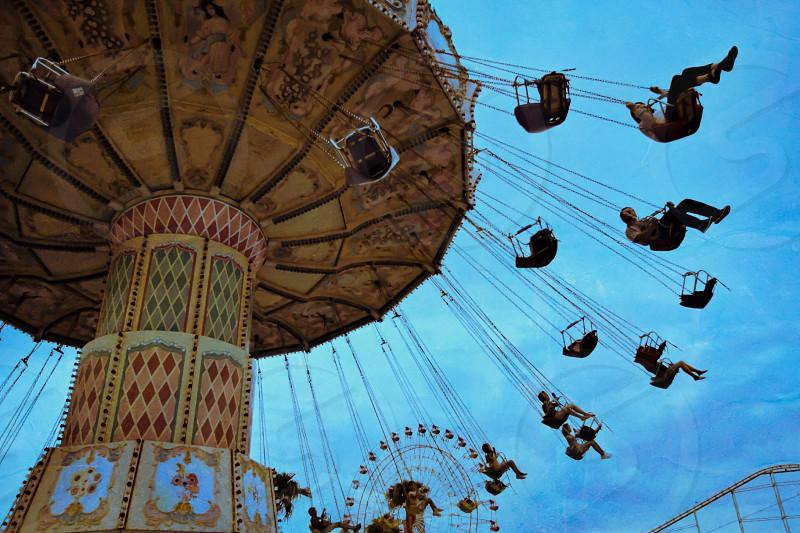 amusement ride  photo