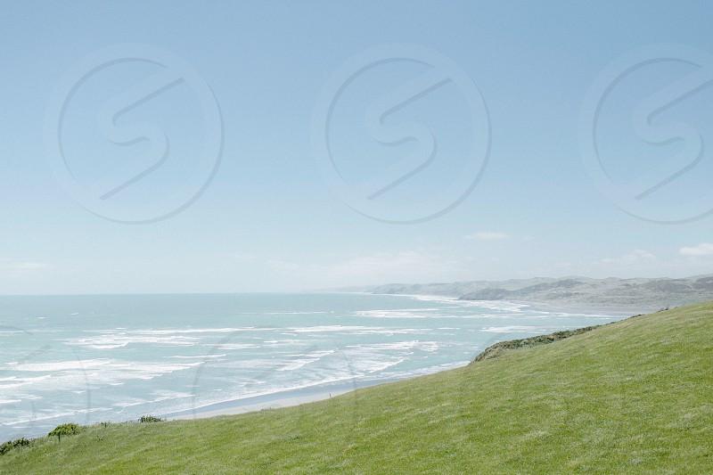 Overlooking Raglan NZ. photo