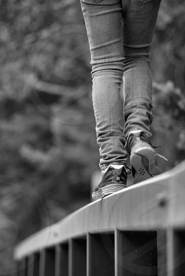 Balancing act photo