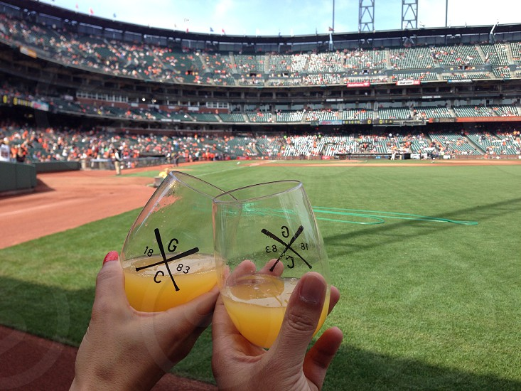 Photo taken in San Francisco at the AT&T Giants stadium  photo