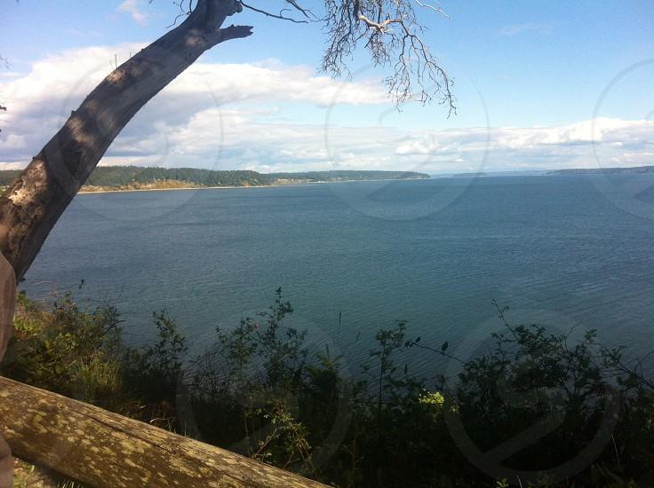 Camano state park photo
