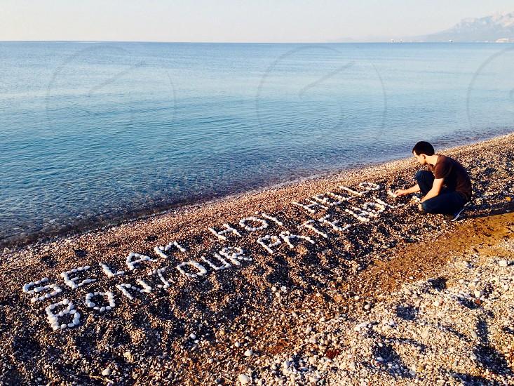Konyaalti Beach Antalya photo
