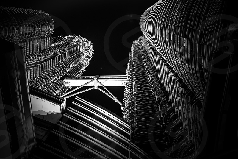 The iconic Petronas Twin Towers photo
