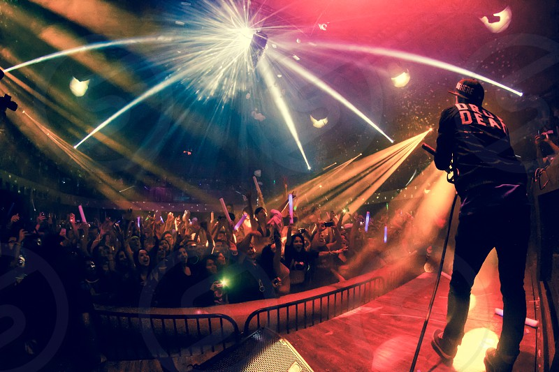 Krewella at Exchange LA in Los Angeles CA (2013) photo