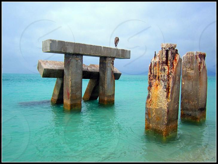 Gulf Stonehenge photo