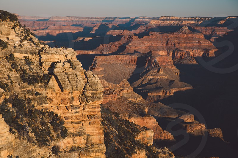 Mather Point - Grand Canyon photo