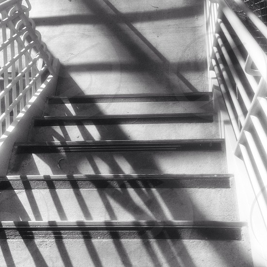 Shadow stripes photo