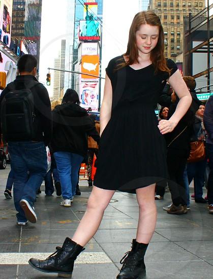 New York City fashion photo