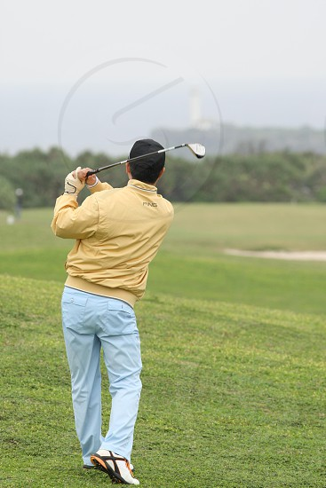 Golf image photo