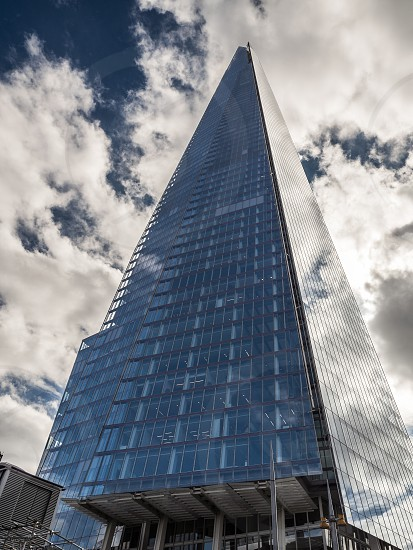 The Shard Dominating the London Skyline photo
