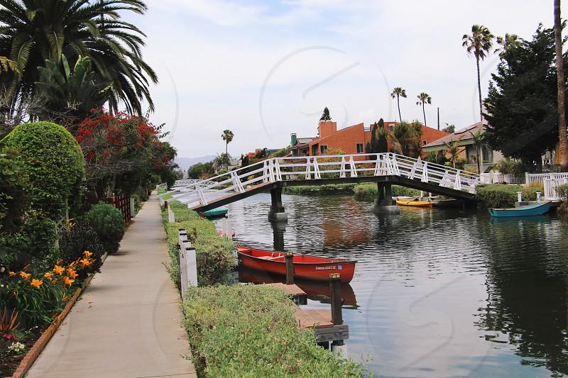 Venice Beach Los Angeles photo