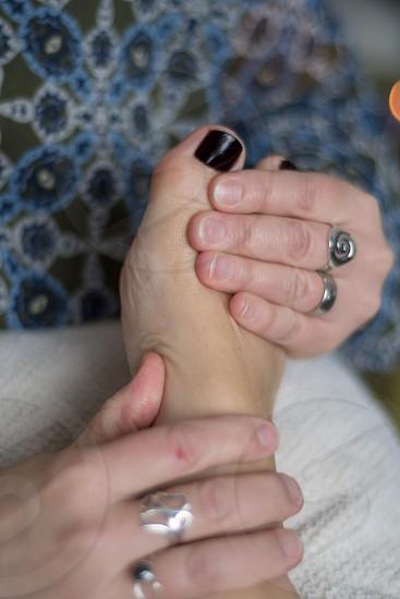 foot reflexology photo