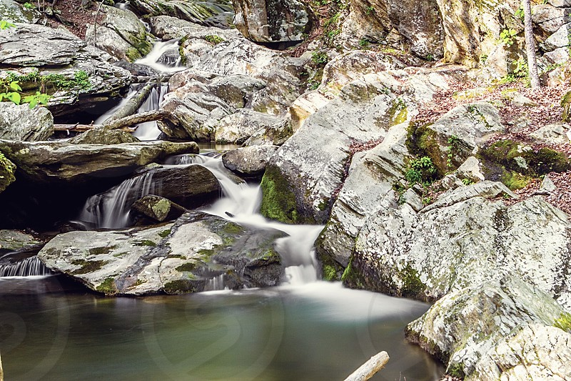 Goforth Creek Water Falls photo