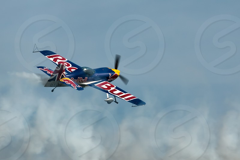 Red Bull Matador at Airbourne photo
