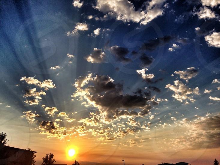 Sunrise of Beauty photo